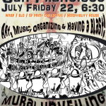 MURAL UNVEILING FLYER